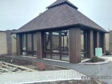 Бригада Деревянное домостроение