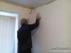 Оштукатуривание стен в Челябинске. Штукатурка стен.Звоните 89617972437https://vk.com/rem...