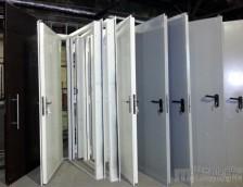 Двери противопожарные - собственное производство.